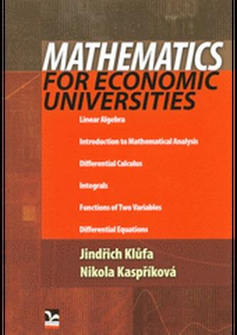Mathematics for economic universities