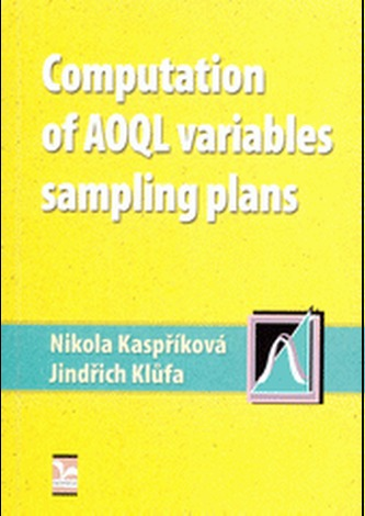 Computation of AOQL variables sampling plans