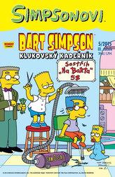 Bart Simpson Klukovský kadeřník