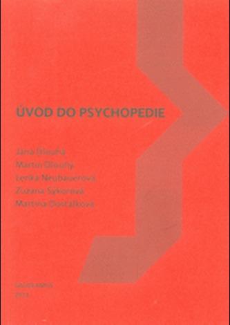 Úvod do psychopedie