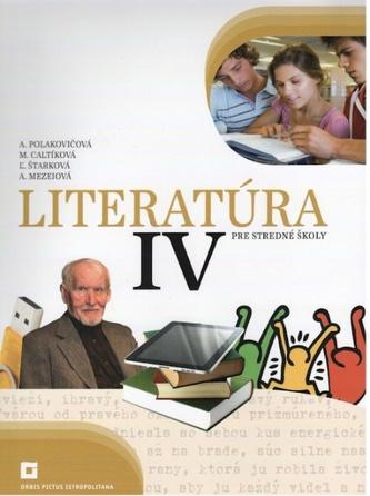 Literatúra 4 pre 4. ročník stredných škôl - učebnica