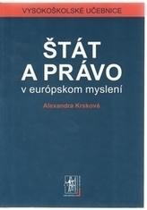 Štát a právo v európskom myslení