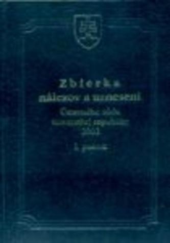 Zbierka nálezov a uznesení ÚS SR 2002