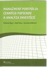 Manažment portfólia cenných papierov a analýza investícií