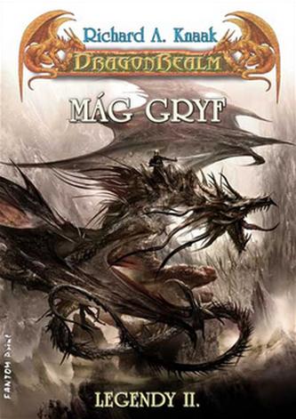 Mág Gryf (DragonRealm - Legendy 2)