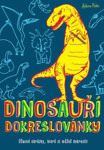 Dinosauři - dokreslovánky