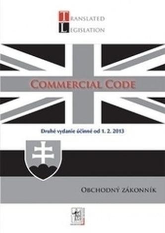 Commercial Code - účinný od 1.2.2013