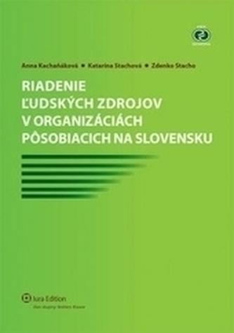 Riadenie ľudských zdrojov v organizáciách pôsobiacich na Slovensku