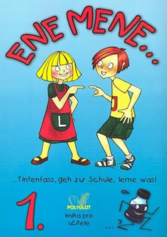 Ene mene - 1. díl, kniha pro učitele