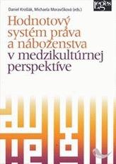 Hodnotový systém práva a náboženstva v medzikultúrnej perspektíve