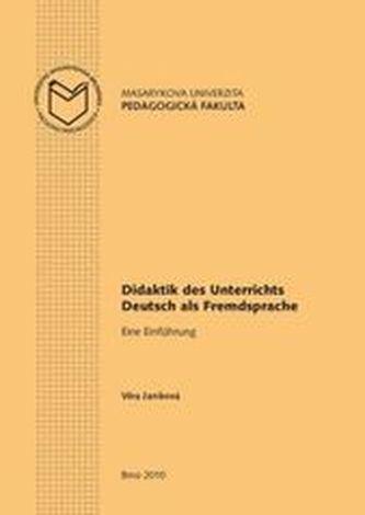 Didaktik des Unterrichts Deutsch als Fremdsprache