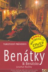 Benátky a Benátsko + DVD