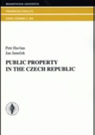 Public Property in the Czech Republic