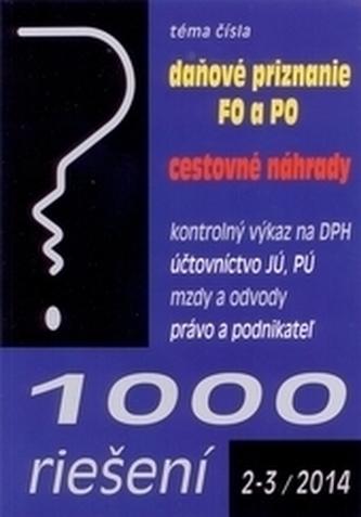 1000 riešení 2-3/2014