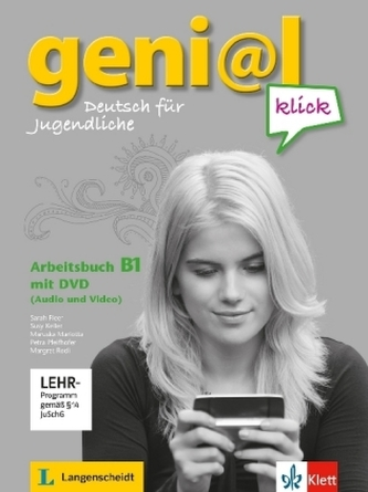 Arbeitsbuch, m. DVD-ROM (Audio und Video)
