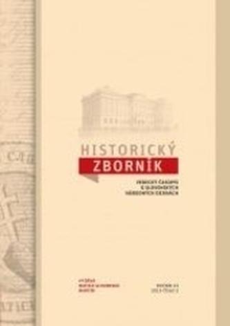 Historický zborník 23, 2/2013
