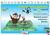 Informatická výchova pre 2. ročník – učebnica