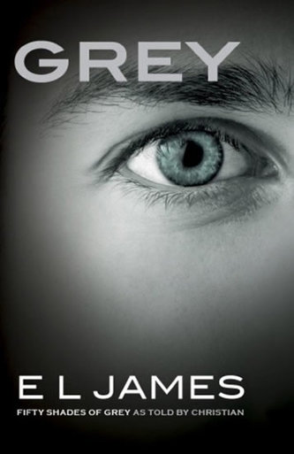 Fifty Shades of Grey 4 - James E. L.