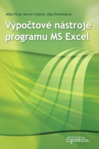 Výpočtové nástroje programu MS Excel + CD