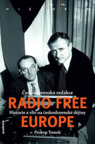 Československá redakce Radio Free Europe - Prokop Tomek