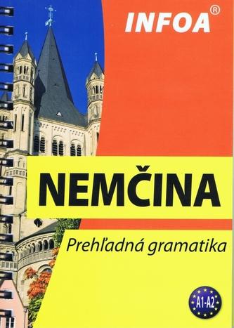 Prehľadná gramatika - nemčina (nové SK vydanie)