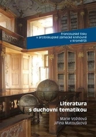 Francouzské tisky v arcibiskupské zámecké knihovně v Kroměříži
