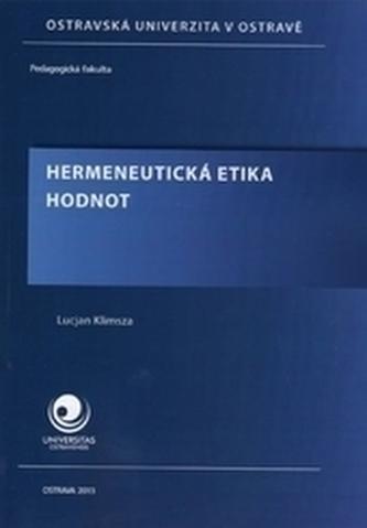 Hermeneutická etika hodnot
