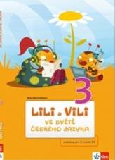 Lili a Vili 3 ve světě českého jazyka