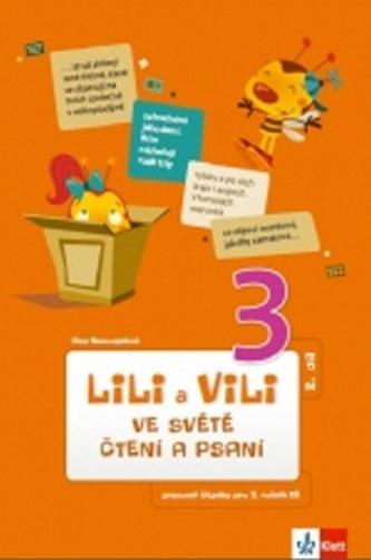 Lili a Vili 3 ve světě čtení a psaní II.díl
