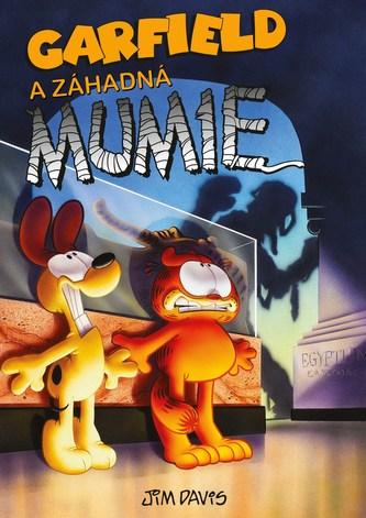 Garfield a záhadná mumie