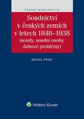 Soudnictví v českých zemích v letetch 1848-1938