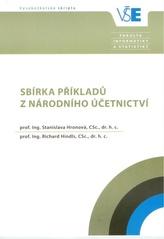 Sbírka příkladů z národního účetnictví