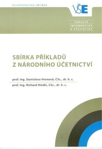 Sbírka příkladů z národního účetnictví - Náhled učebnice
