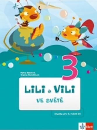 Lili a Vili 3 ve světě čítanka