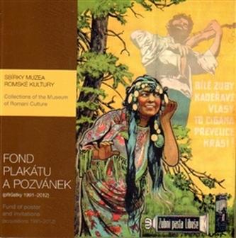 Sbírka Muzea romské kultury. Fond plakátu a pozvánek.