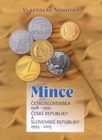 Mince Československa 1918 - 1992, České republiky a Slovenské republiky 1993 - 2015