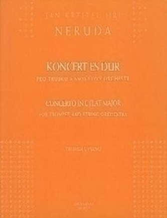Koncert Es dur pro trubku a smyčcový orchestr