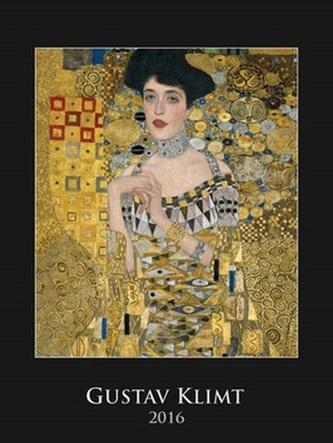 Gustav Klimt 2016 - nástěnný kalendář