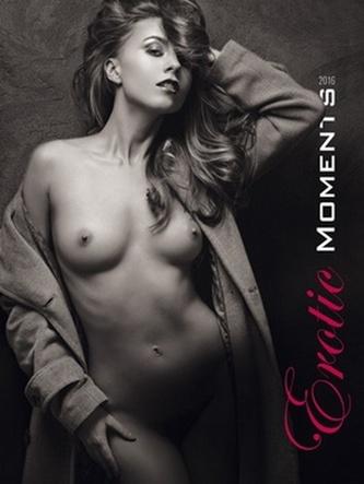 Erotic moments 2016 - nástěnný kalendář