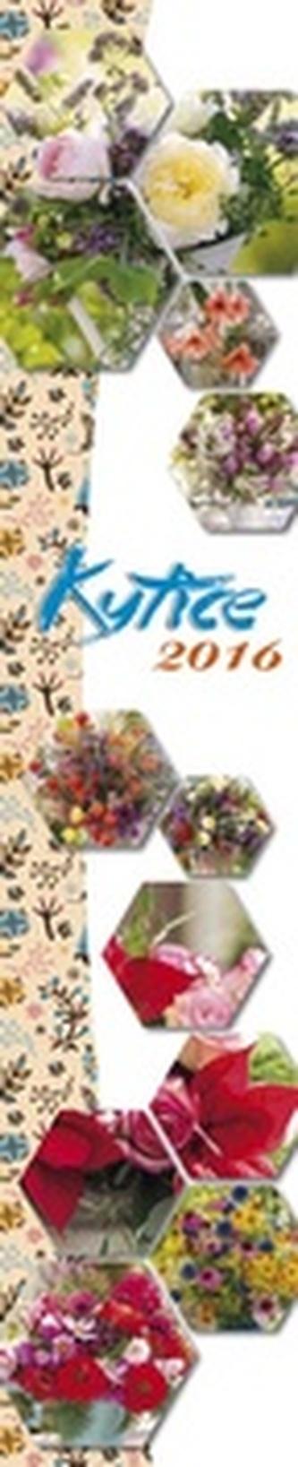 Kytice 2016 - nástěnný kalendář