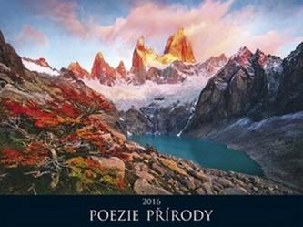 Poezie přírody 2016 - nástěnný kalendář
