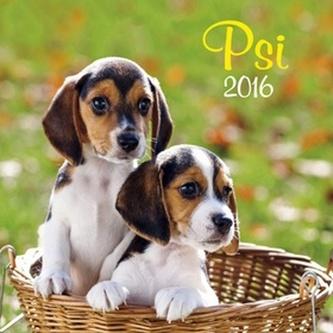 Psi 2016 - nástěnný kalendář