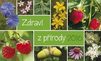 Zdraví z přírody 2016 - stolní kalendář