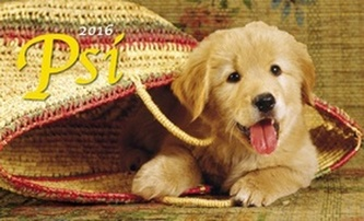 Psi 2016 - stolní kalendář