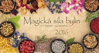 Magická síla bylin 2016 - stolní kalendář