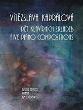Pět klavírních skladeb