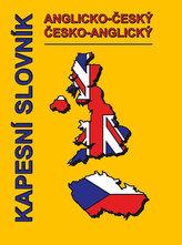 Kapesní slovník anglicko-český, česko-anglický