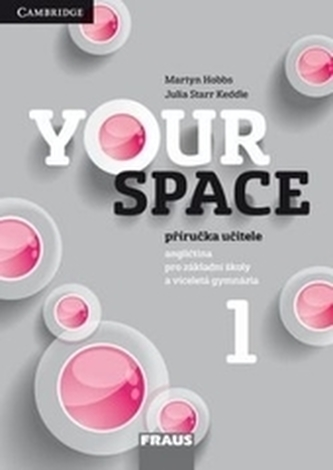 Your Space 1 - příručka učitele