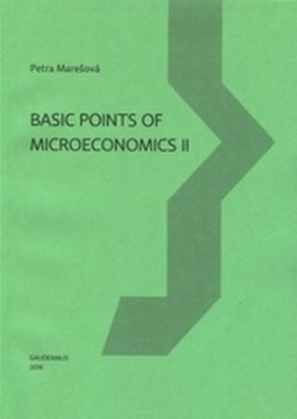 Basic Points of Microeconomics
