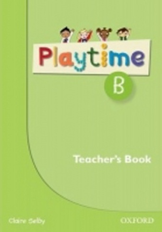 Playtime B Teacher´s Book